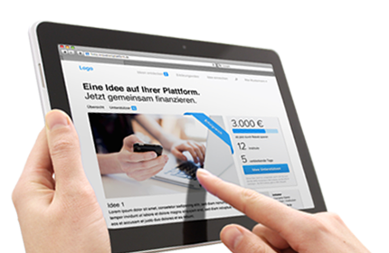 Crowdfunding Technologie