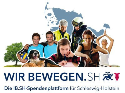 Crowdfunding Spendenplattform wir-bewegen.sh