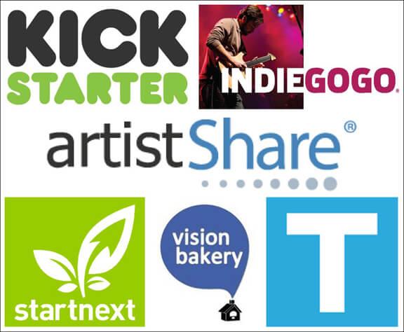 Crowdfunding Plattformen im Überblick